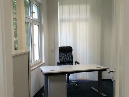 Zusammenhängende Büroräume in repräsentativer Villa mit Meetingraum & Küche