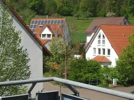 Helle 2-Zimmer Maisonette Wohnung in Kirchheim/Teck