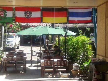 Schönes Restaurant mit Wohnung auf der Trauminsel Koh Chang / Thaiíand