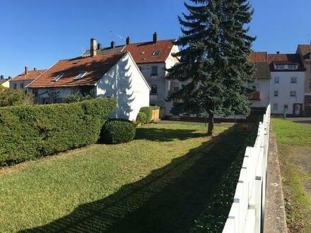 Schöne 3-Zimmer-Whg.+ großer Garten in Pirmasens - Mitte, Nähe Park, EBK, toller Ausblick