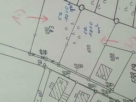 Baugrundstücke Weidenthal 2 Stück