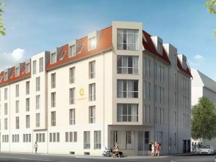 IQ Apartment in Leipzig - studieren direkt am Universitätscampus