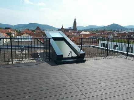 Neue Penthouse-Wohnung mit Panoramablick
