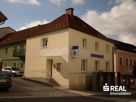 Neumarkt/Mühlkreis – Bürofläche der Sparkasse