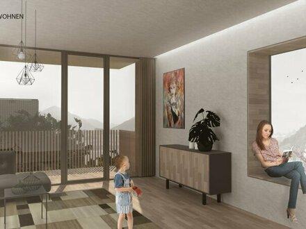 Lebenswert WOHNEN - Appartement mit Blick in die Berglandschaft