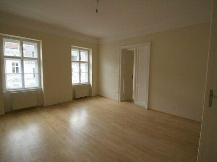 Freundlicher, heller 2-Zimmer-Altbau, 3. Stock ohne Lift