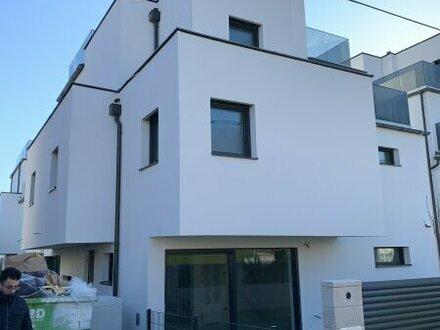 ! Leben im highend Doppelhaus beim Badeteich Hirschstetten !