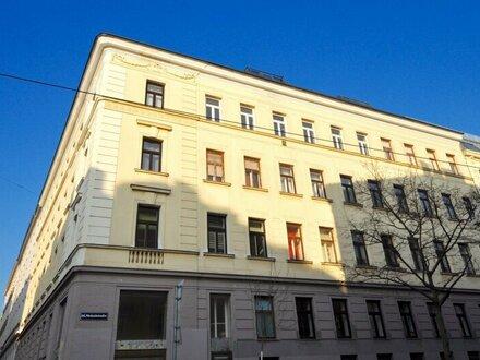 EUM - helle, bezugsfertige Altbauwohnung Nähe U3 Hütteldorfer Straße