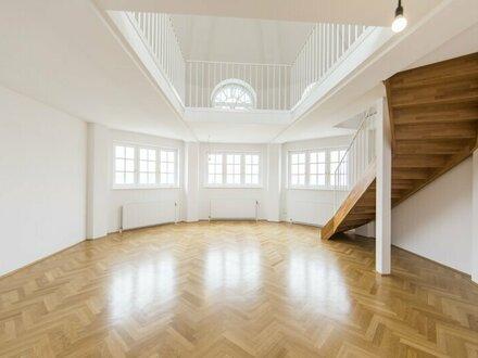 Bezaubernde DG-Wohnung mit 2 Terrassen und 4 Zimmern in 1030 Wien zu vermieten!