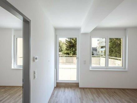 Sonnige 2-Zimmer Neubauwohnung mit Terrasse!