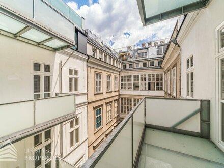 Luxuriöse 3-Zimmer-Altbau Erstbezug im Herzen der Innenstadt