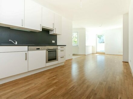 Sonnige DG-Wohnung mit großer Terrasse in ruhiger Lage!