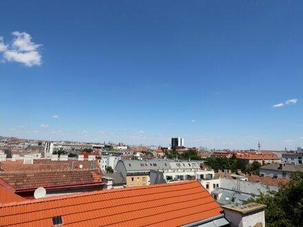EUM - Südseitige Garçonnière mit Galerie und Terrasse! Dachgeschoß-Erstbezug Nähe Schönbrunn