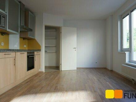 Der Augarten vor der Haustüre: Großzügige 2,5-Zimmer-Wohnung mit zwei Balkonen