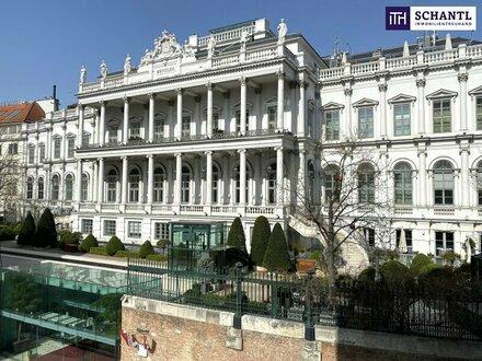 """""""Mit virtuellem Rundgang"""" - BESTLAGE IM ERSTEN! Elegant Wohnen mit Concierge Service und herrlichem Blick auf das Palais…"""