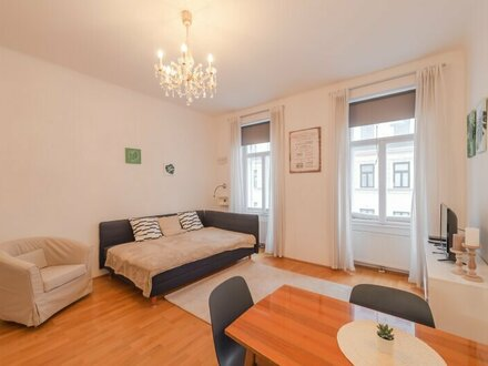 ++NEW++ Short-term apartment in walking distance to SCHÖNBRUNN, 1-6 months, fully furnished!