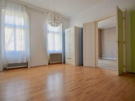Rarität: sanierungsbedürftige Stilaltbauwohnung in Ober St. Veit!