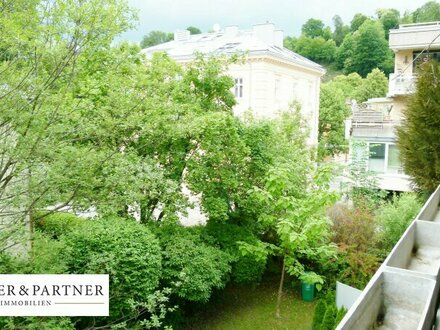 3 Zi. Wohnung mit Balkon in bester Lage - Riedenburg