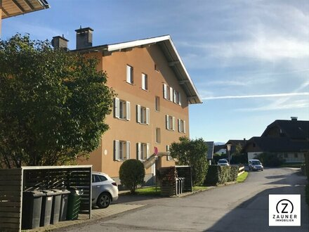 Charmante 3-Zi.-Wohnung in Seekirchen - ortszentrale und ruhige Lage