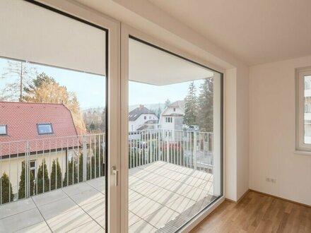 MEIN WIENERWALDBLICK - NEUBAUPROJEKT - herrliche 4-Zimmer-Balkonwohnung