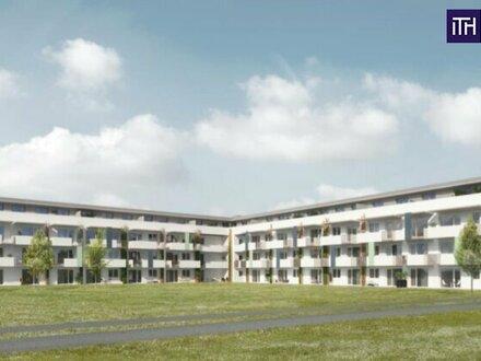 Wow! Repräsentative Wohnung mit Penthousecharakter + Terrasse + Grünblick!