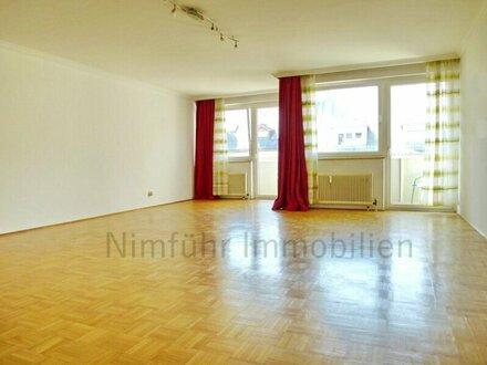 Große 4-Zimmer-Eckwohnung mit 4 Loggien in Froschheim-Salzburg