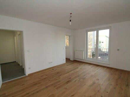 ERSTBEZUG - Neuwertige 2-Zimmer-Wohnung in zentraler Stadtlage