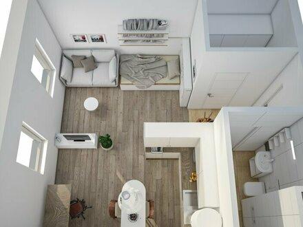 NEUBAU & provisionsfrei - inkl. WLAN, Strom, Heizung, Kalt- und Warmwasser - Hochwertige möblierte Wohnungen zum Pauschalpreis…