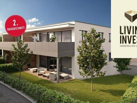 2. Bauabschnitt! Hochwertige Eigentumswohnungen am Linzerberg TOP 2 (EG Mitte)