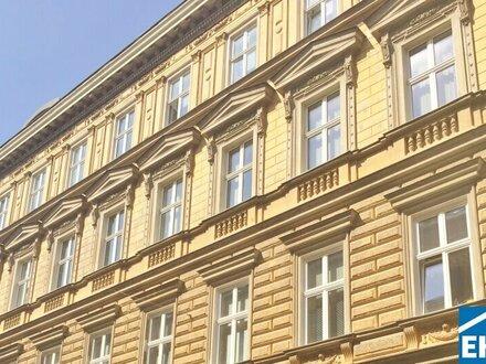Büroflächen im Jahrhundertwendehaus