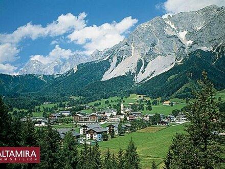 Grundstück in ruhiger Sonnenlage! Skigebiet Dachstein Tauern