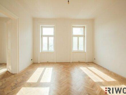 ERSTBEZUG nach Sanierung! Bezaubernde 2,5-Zimmer Altbauwohnung!