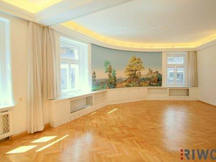 !! Repräsentative Altbauwohnung in zentraler Bestlage !! Optimaler Grundriss auf 207 m² mit 4-5 Zimmer und vollausgestatteter…