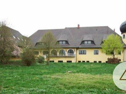 Wohnen und Arbeiten in einem Schloss mit 3.600 m² Wfl und 7.136 m² Grundfläche in Neukirchen am Walde