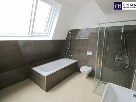 Exklusive Terrassenwohnung auf über 210 m² in Gersthof!