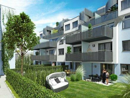 3 Zimmer-Wohntraum mit 2 Balkonen