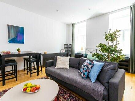 Wundervolle Wohnung 2.Zimmer nähe Praterstern, Nestroyplatz und Taborstraße