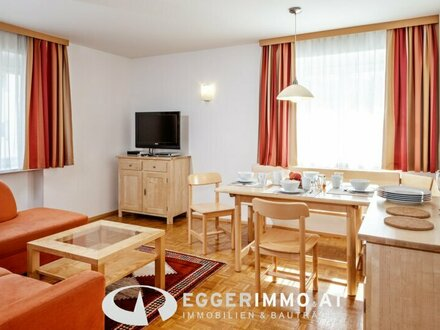 Vollmöblierte, zentral gelegene Wohnung in Schüttdorf zu vermieten