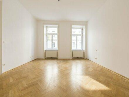 Großzügige Altbauwohnung mit 3 Zimmern -WG geeignet- unbefristet zu vermieten!