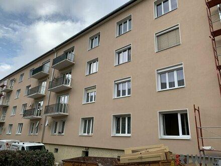 Erstbezug nach Sanierung - 2-Zimmer-Wohnung - Bezug ab Mitte Februar