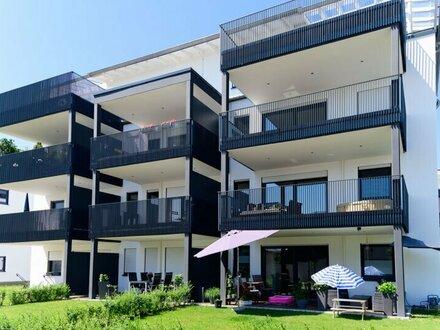 Moderne 2-Zimmer-Wohnung mit großzügigem Balkon!