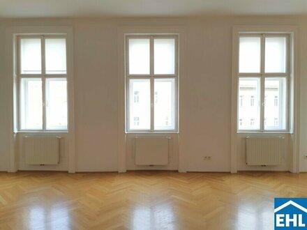 Zentraler 4 Zimmer-Altbautraum mit Terrasse am Rilkeplatz