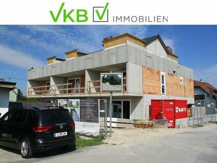 Wohnprojekt Marchtrenk-Erstbezugsdachgeschoßwonung mit Terrasse und Tiefgaragenplatz
