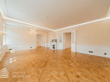 Luxuriöse 3-Zimmer-Altbauwohnung Nähe Stephansplatz