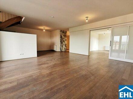 Nette 5 Zimmer-Maisonettewohnung Nähe Augarten