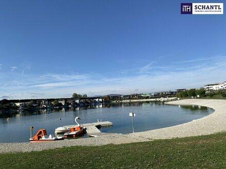 Urlauben daheim! Provisionsfreie Eigentumswohnung im Neubau am See! Erstbezug! Graz Süd!