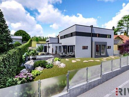 Leben im voll ausgestatteten Luxus Einfamilienhaus in Wiennähe