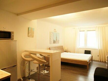 Möblierte Single Wohnung in Top Lage!