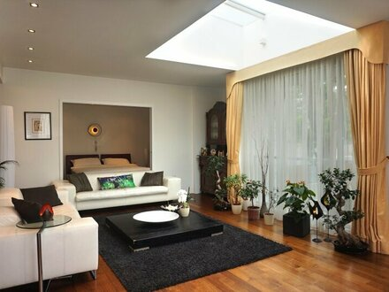 Charmante 5-Zimmer-Dachterrassenwohnung in Altstadtnähe