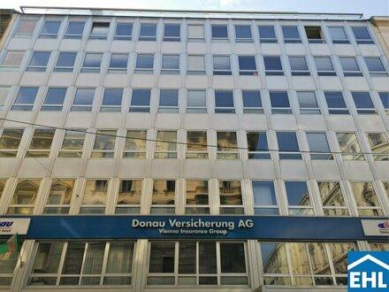 Funktionale Büroflächen nahe Karlskirche